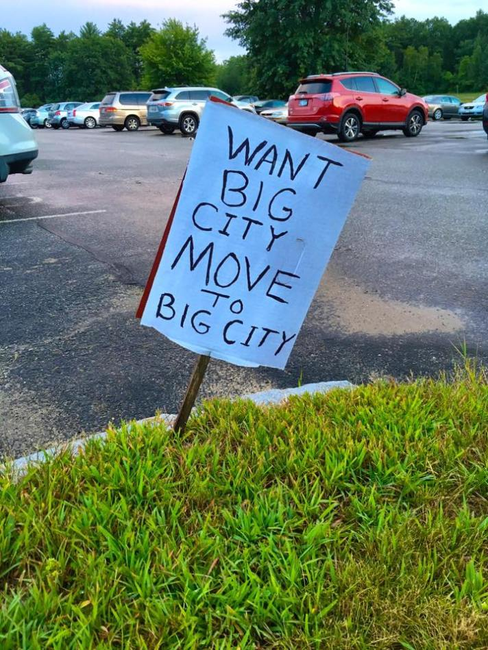want big city move big city